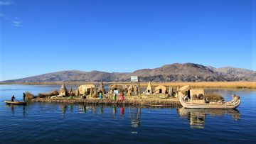 Tour Lake Titicaca 2 Days