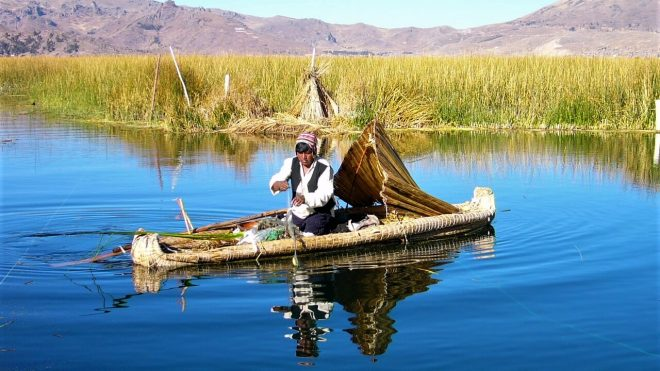 Package Lake Titicaca 9 Days